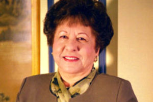 Dolores Sands Portrait