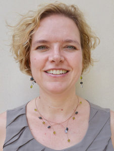 Elizabeth Gershoff Portrait