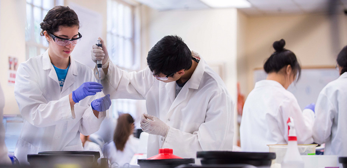 Hands-On Science Courses Boost Graduation Rates and STEM ... Controlled Copy Stamp