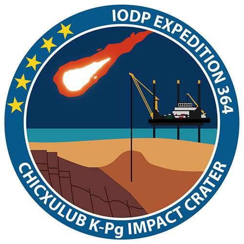 Chicxulub expedition logo