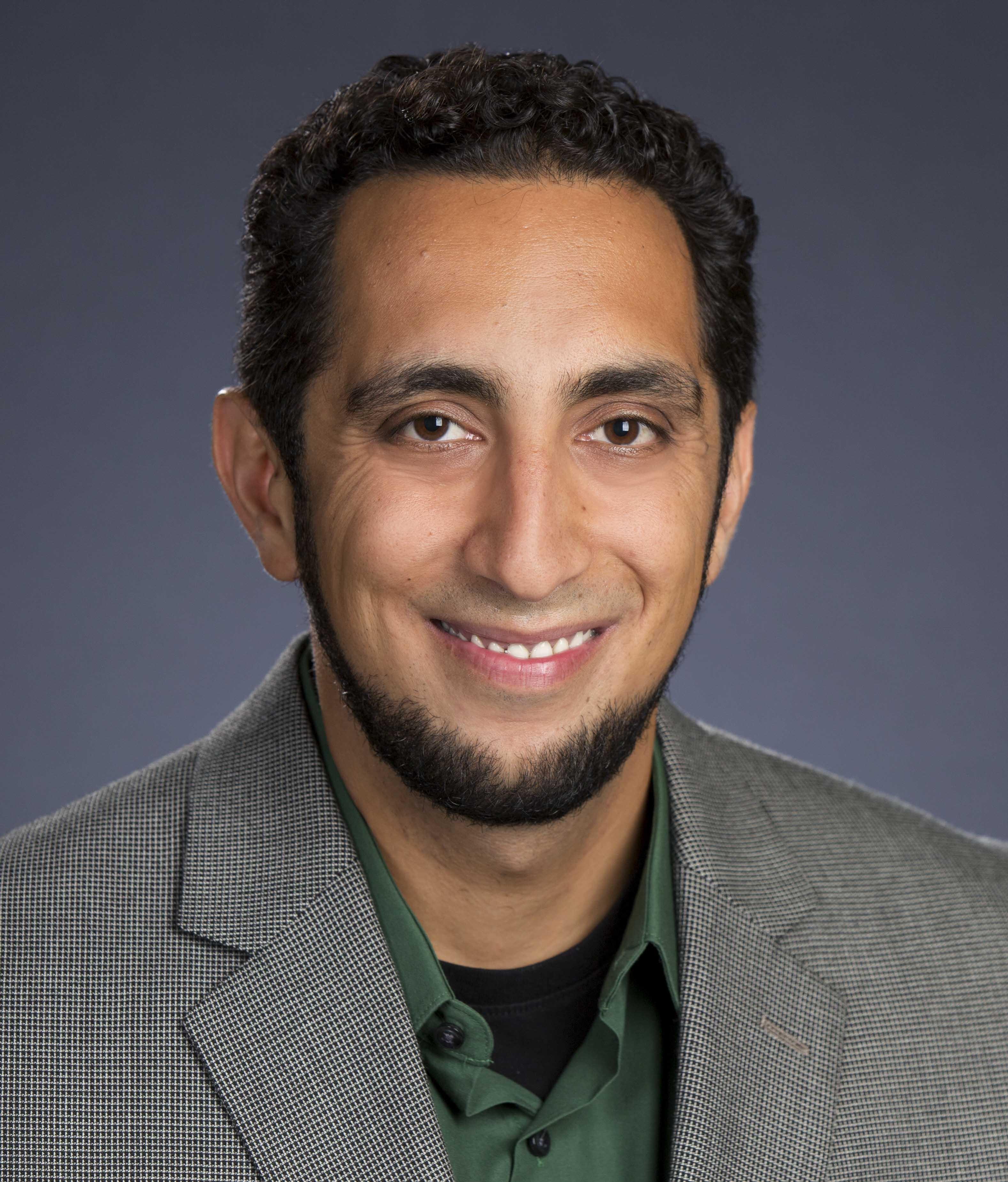 Assistant Professor Sepehr Vakil