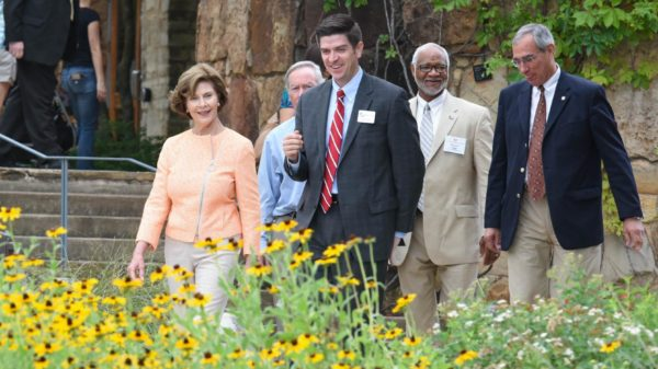 lady_bird_johnson_wildflower_center_laura_bush