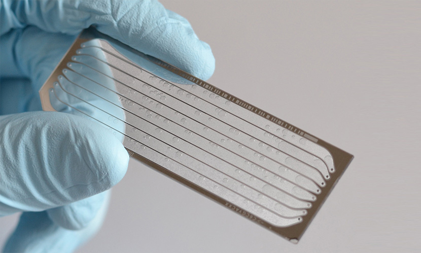 Next Generation Sequencing Chip