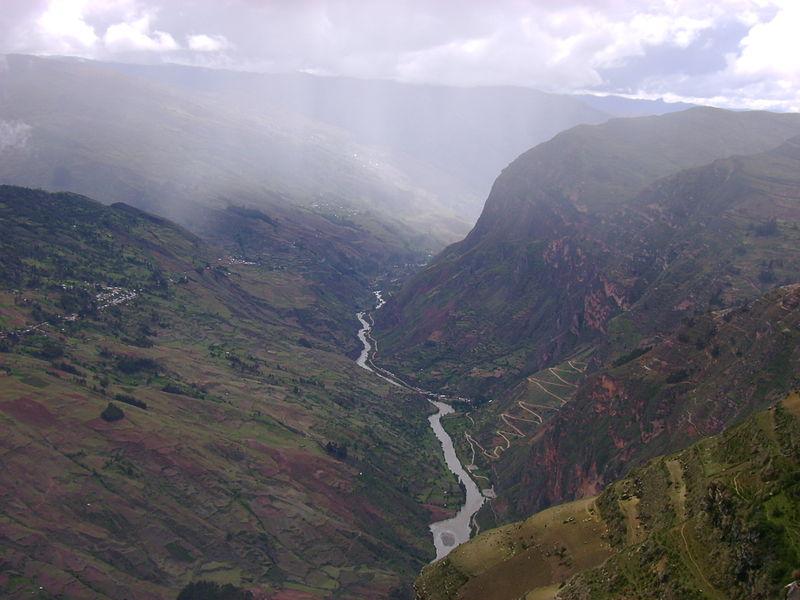 Marañon River