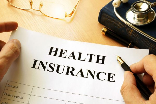 Health insurance contract example