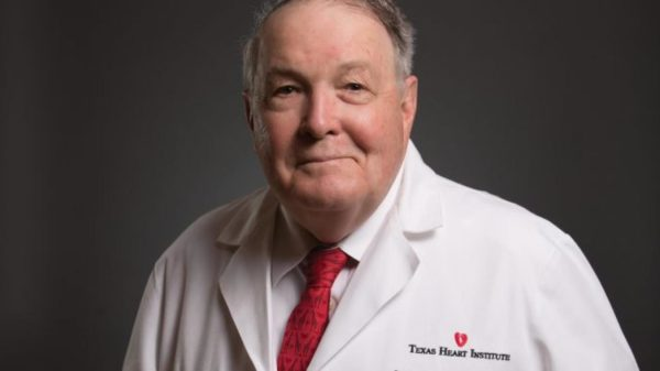 UT Austin Cardiovascular Research Center To Be Named in Honor of
