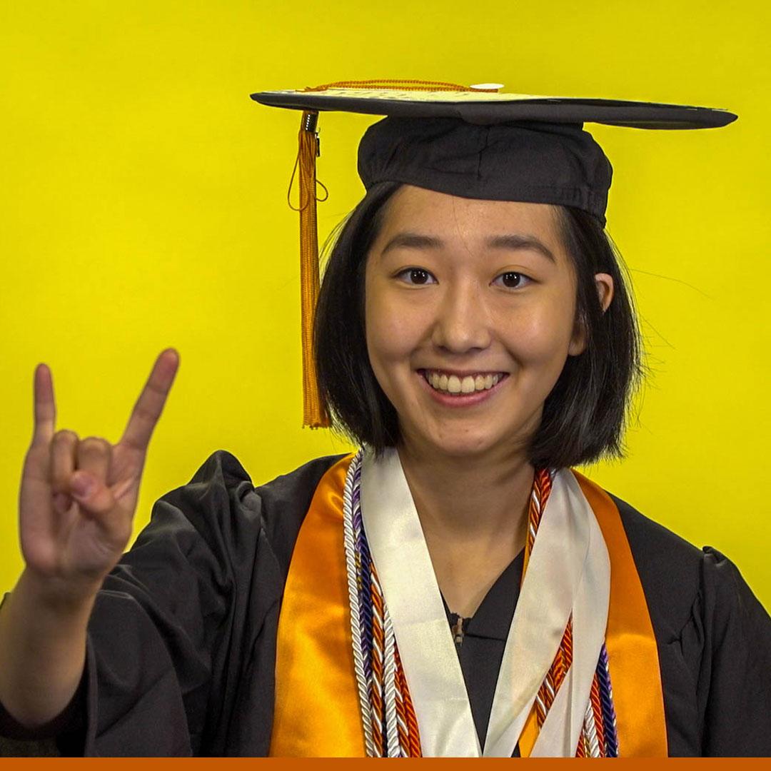 Linda Yoo, Class of 2018