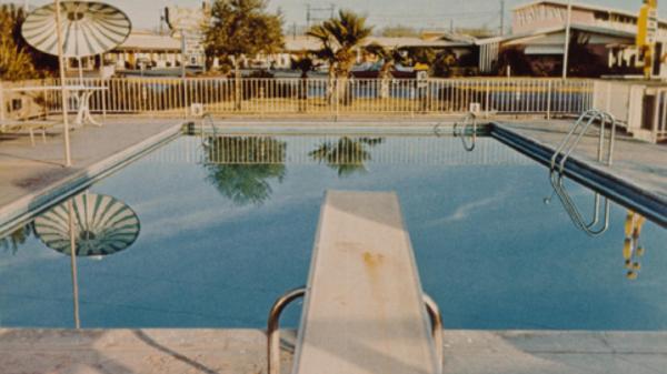 Ed Ruscha, Pool #2