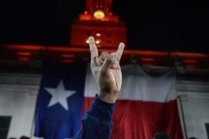 Gone to Texas Hook'em Horns