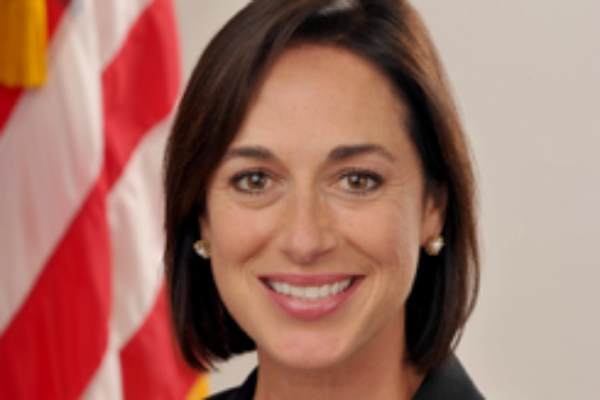 Portrait of Kristen DeSalvo