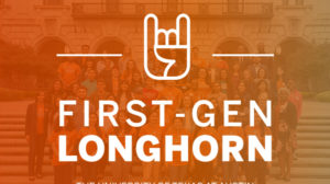 UT First-Generation Students
