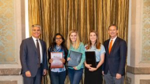 Texas Student Research Showdown 2018_Winners