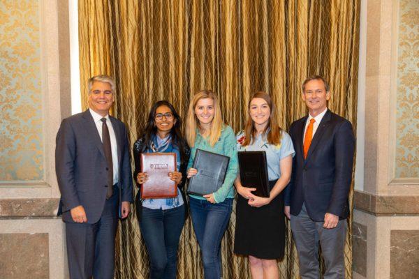 Texas Student Research Showdown 2018_Winners