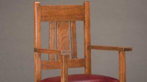 American Maker Movement Rocking Chair
