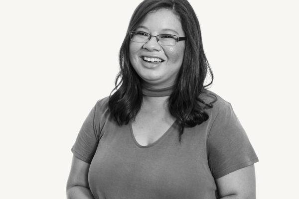 Speech therapist Andrea Chee.