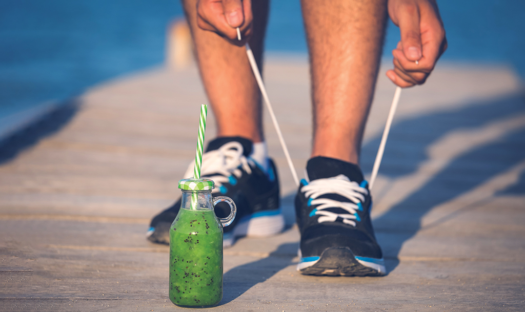 Want Healthier Eating Habits? Start with a workout. - UT News