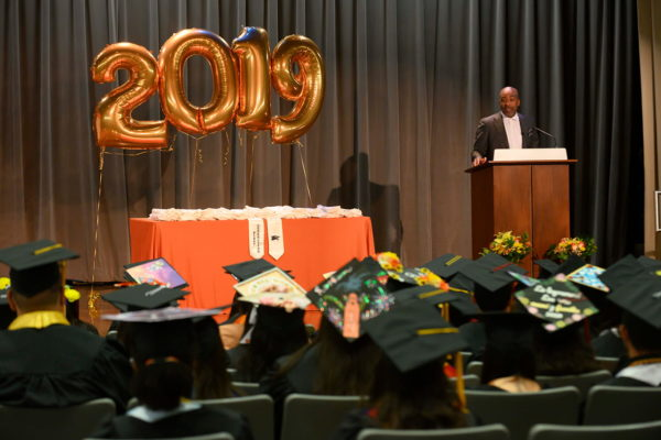 First Generation Longhorn Graduation 2019