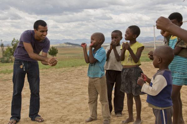 Student Trip to Botswana Africa