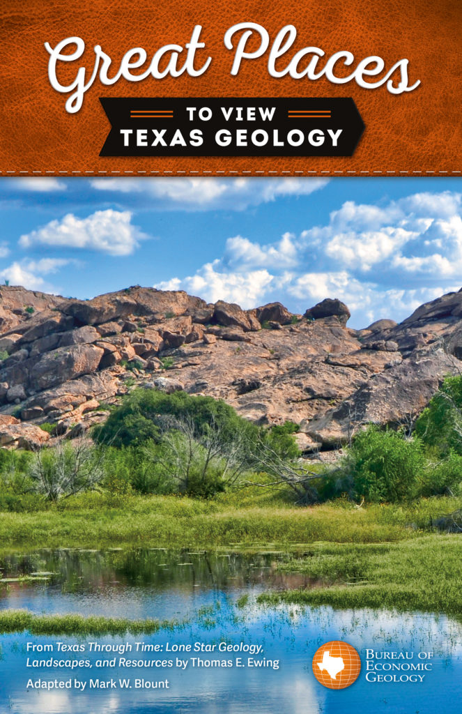 Great Places to View Texas Geology