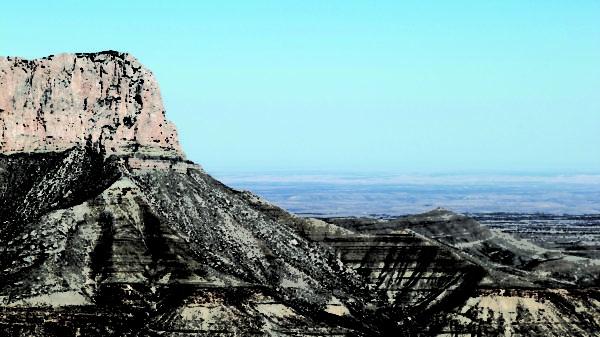 Guadalupe Mountains: El Capitan Area
