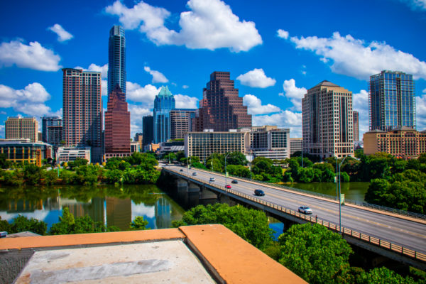 The City of Austin