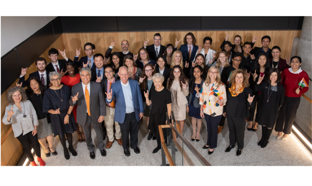 Winning Teams Selected For The 2019 20 President S Award For Global Learning Ut News