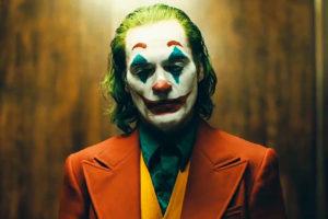 The movie character Joker