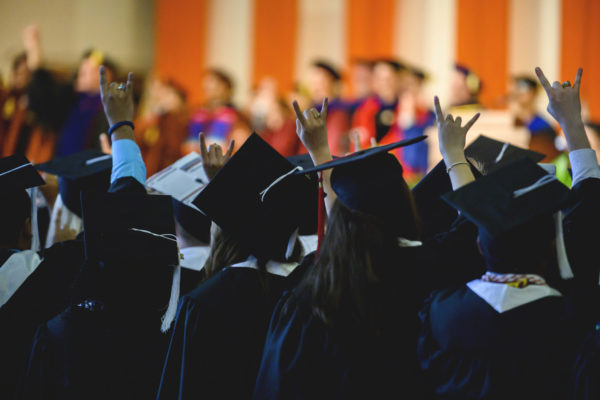 Commencement 2019 Friday convocations