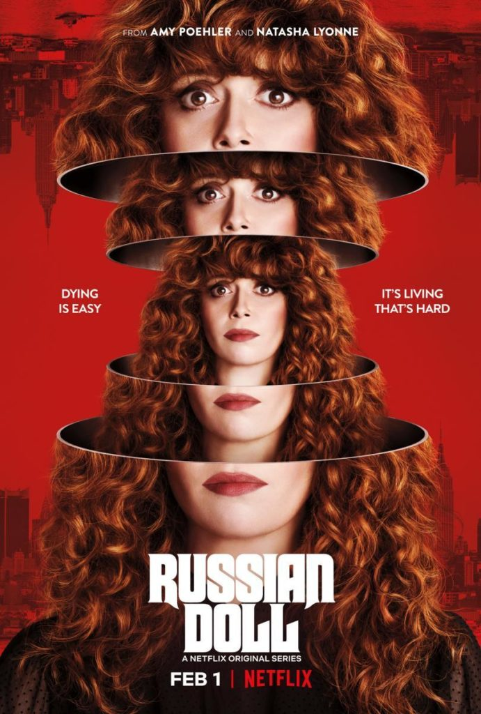 Poster for Netflix's Russian Doll