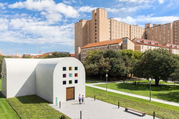 Austin by Ellsworth Kelly 1