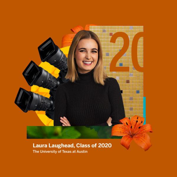 UT Austin Senior Laura Laughead