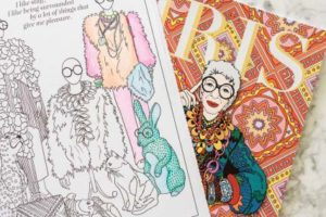 IRIS the Coloring Book