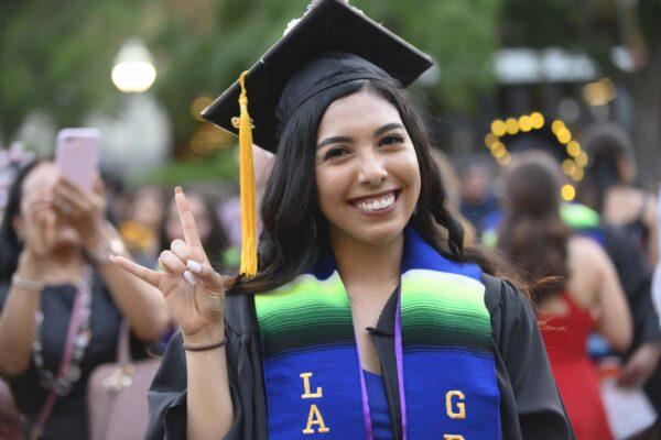 Commencement 2019 LatinX graduation