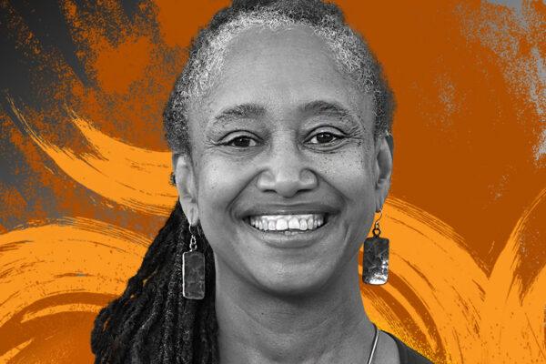 UT School of Social Work Professor Michele Rountree