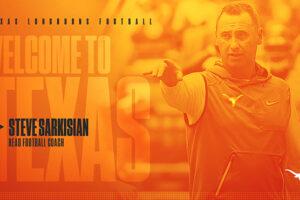 Steve Sarkisian becomes head coach of Texas Longhorns football