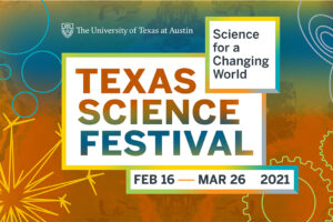 Texas Science Festival Banner