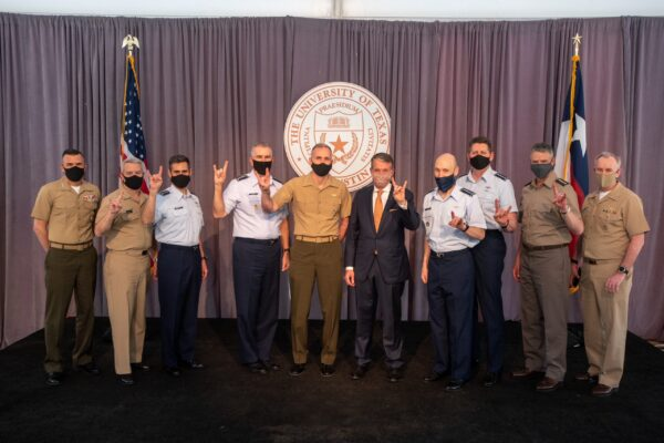 Generals and Jay Hartzell