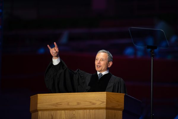 Commencement 2021 at the stadium (DKR)