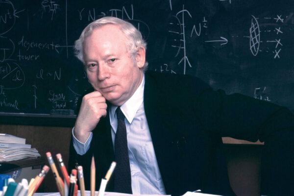 Prof. Steven Weinberg.