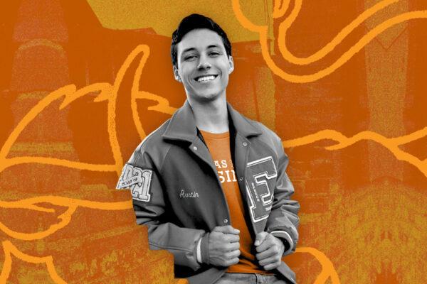 Austin Viktorin, UT25 Freshman