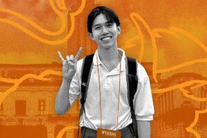 Dat Duong, UT25 Freshman