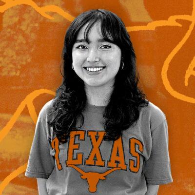 Maria Rodriguez, UT25 Freshman
